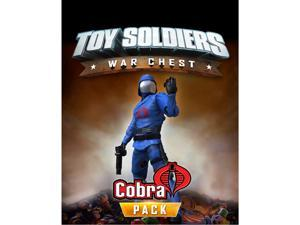 Toy Soldiers: War Chest - Cobra Pack [Online Game Code]