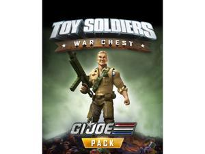 Toy Soldiers: War Chest - G.I. Joe Pack [Online Game Code]