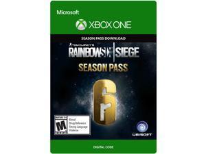 Tom Clancy's Rainbow Six Siege Season Pass -XBOX One [Digital Code]