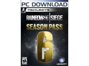 Tom Clancy's Rainbow Six: Siege Season Pass [Online Game Code]