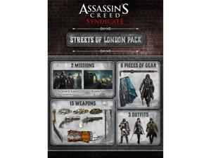 Assassin's Creed Syndicate - Streets of London ULC pack [Online Game Code]