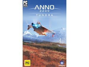 Anno 2205: Tundra DLC [Online Game Code]