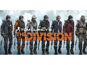 Tom Clancy's The Division Frontline Outfits Pack DLC [Online Game Code]
