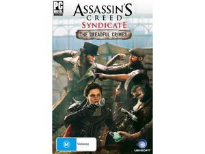Assassin's Creed Syndicate - The Dreadful Crimes DLC [Online Game Code]