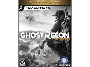 Tom Clancy's Ghost Recon:Wildlands Gold Edition [Online Game Code]