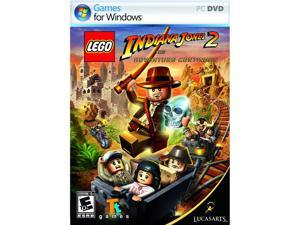 Lego Indiana Jones 2: Adventure Continues PC Game