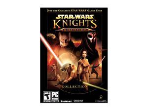 Star Wars Knights of the Old Republic I & II PC Bundle Pack PC Game