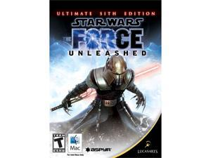 Star Wars: The Force Unleashed: Ultimate Sith Edition for Mac [Online Game Code]