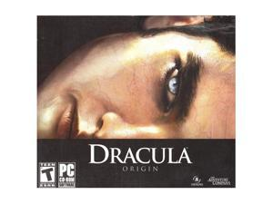 Dracula Origin Jewel Case PC Game