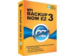 NTi Backup Now EZ 3