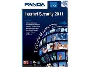 Panda Security Internet Security 2011 3 User