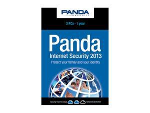 Panda Security Internet Security 2013 - 3 PCs