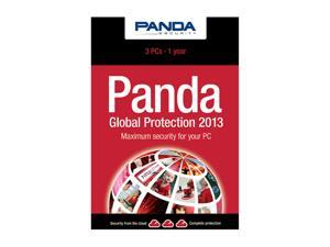Panda Security Global Protection 2013 - 3 PCs