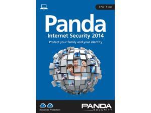Panda Internet Security 2014 - 3 PCs