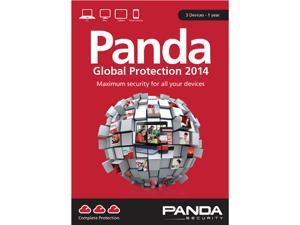 Panda Global Protection 2014 - 3 Devices