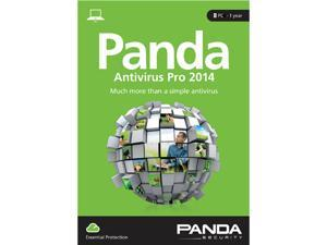 Panda Antivirus Pro 2014 - 1 PC - Download