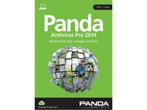Panda Antivirus Pro 2014 - 3 PCs - Download