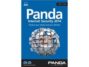 Panda Internet Security 2014 - 3 PCs - Download