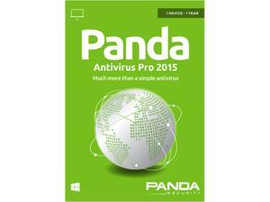 Panda Antivirus Pro 2015 1 PC - 1 Year - Download