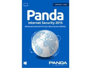 Panda Internet Security 2015 3 PC - 1 Year - Download