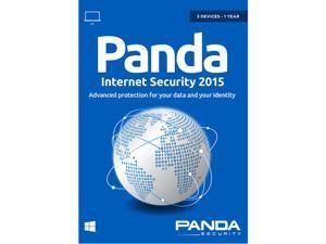Panda Internet Security 2015 3 PC - 1 Year - Download