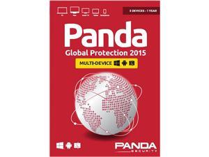Panda Global Protection 2015 3 PC - 1 Year - Download