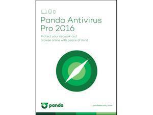 Panda Antivirus Pro 2016 - 3 PCs / 1 Year