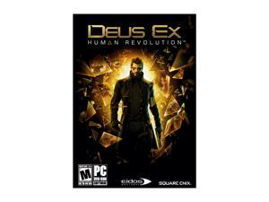 Deus Ex: Human Revolution PC Game