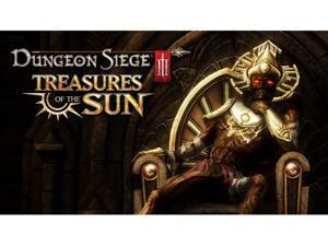 Dungeon Siege III: Treasures of the Sun [Online Game Code]