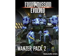 Front Mission Evolved: Wanzer Pack 2 [Online Game Code]