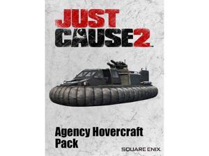 Just Cause 2: Agency Hovercraft DLC [Online Game Code]