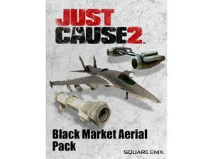 Just Cause 2: Black Market Aerial Pack DLC [Online Game Code]