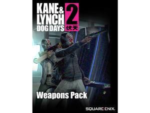 Kane & Lynch 2: Alliance Weapon Pack DLC [Online Game Code]
