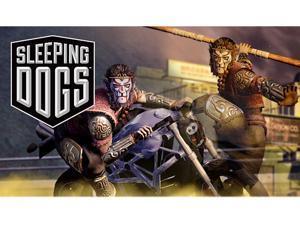 Sleeping Dogs: Monkey King Pack [Online Game Code]