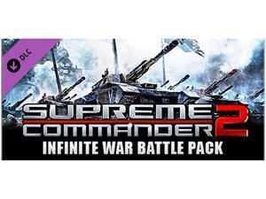 Supreme Commander 2: Infinite War Battle Pack [Online Game Code]