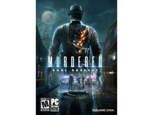 Murdered: Soul Suspect [Online Game Code]