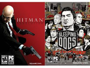 Sleeping Dogs + Hitman: Absolution [Online Game Codes]