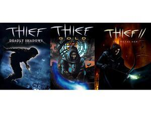 Thief Complete (Gold + 2 + 3) [Online Game Codes]