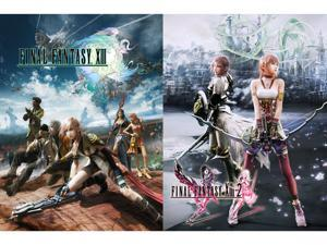 FINAL FANTASY XIII Bundle (1 + 2 )[Online Game Codes]