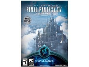 FINAL FANTASY XIV Online Bundle [Game Download]