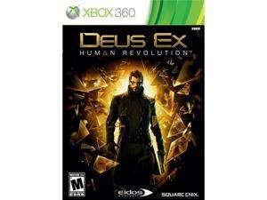 Deus Ex: Human Revolution XBOX 360 [Digital Code]