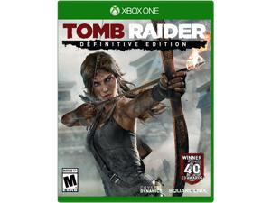 Tomb Raider: Definitive Edition XBOX One [Digital Code]
