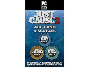 Just Cause 3 Season Pass [Online Game Code]