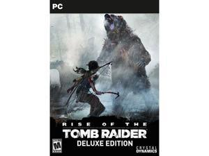 Rise of the Tomb Raider Digital Deluxe [Online Game Code]