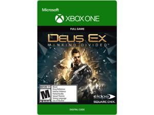 Deus Ex Mankind Divided Xbox One [Digital Code]