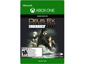 Deus Ex Mankind Divided: System Rift Xbox One [Digital Code]