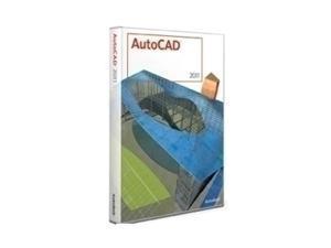 Autodesk AutoCAD 2011 - 1 User - PC