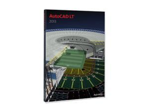 Autodesk AutoCAD LT 2013 - 10 User Upgrade From 1 to 3 Previous Versions (2010, 2011, 2012)