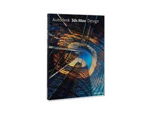 Autodesk 3ds Max Design 2013 w/ 1 year Subscription
