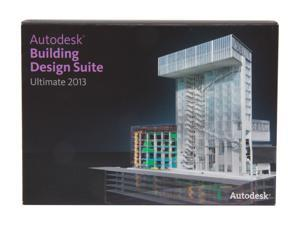Autodesk Building Design Suite Ultimate 2013 Student Academic Version